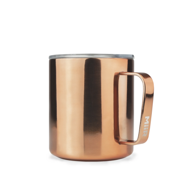 Copper 12oz Camp Cup