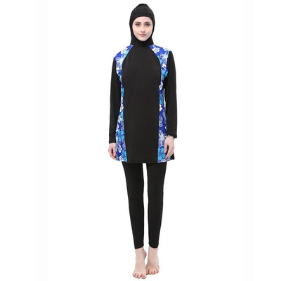 High Quality Monokini Full Face Hijab Swimwear