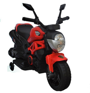 MOTO MINI RACING ELECTRICA 6V
