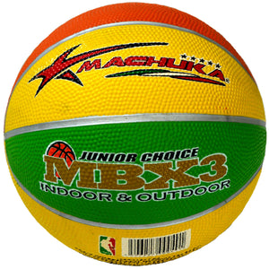 BALÓN BASKETBALL #3 MULTICOLOR