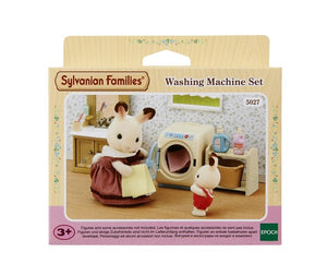 SYLVANIAN FAMILIES WASHING MACHINE SET 3565 3+