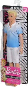 KEN BARBIE FASHIONISTAS GDV12 3+