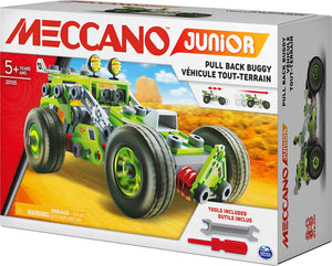 MECCANO JUNIOR PULL BACK BUGGY 20105 5+