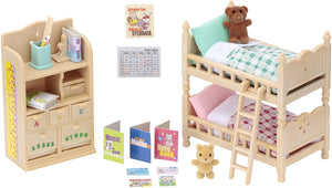 SYLVANIAN FAMILIES CHILDREN'S BEDROOM FURNITURE 4254 3+