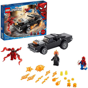 LEGO SPIDERMAN MARVEL 76173 7+