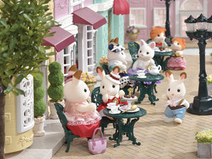 SYLVANIAN FAMILIES TEA AND TREATS SET 6012 3+