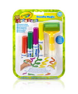 DOODLE MAGIC SET ACCESSORI PENNARELLI AD ACQUA