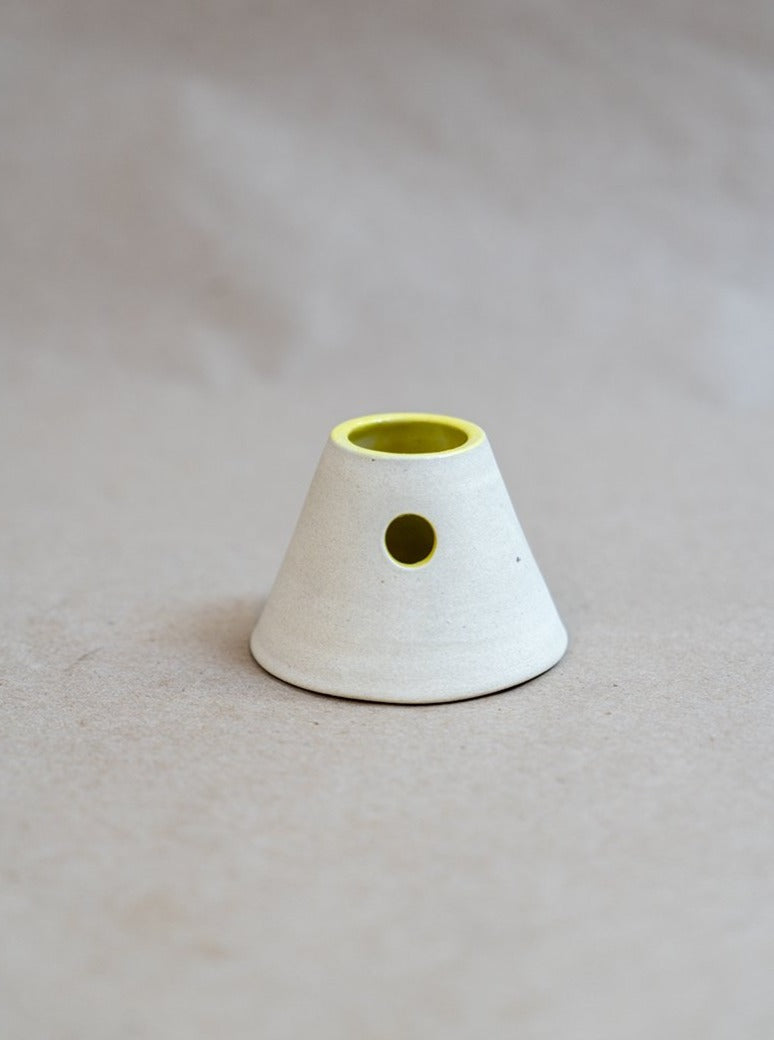 Volcano Ashtray | Yellow Lining