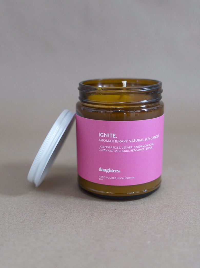 Ignite | Aromatherapy Candle