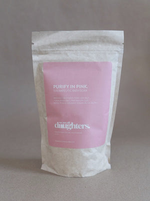Purify in Pink | Therapeutic Bath Soak