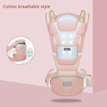 All-In-One Baby Breathable Travel Carrier-Buy 2 Free Shipping