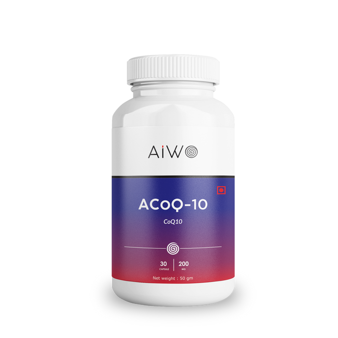 AIWO ACoQ10 Supplements
