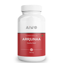 Load image into Gallery viewer, Terminalia Arjuna Supplements