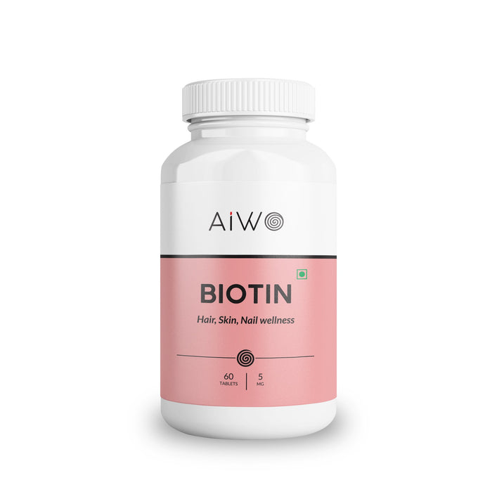 AIWO Biotin Supplements