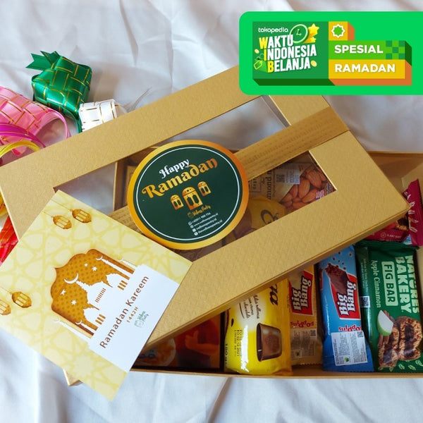 Hampers/Parcel Ramadan 2021- Wellness Pantry - Happy Ramadan II
