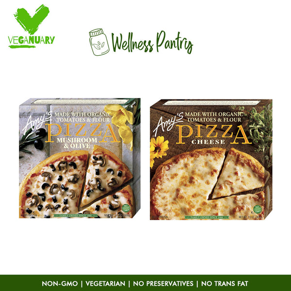 Daily Cooking Pack Veggie Pizza - Veganuary Packages