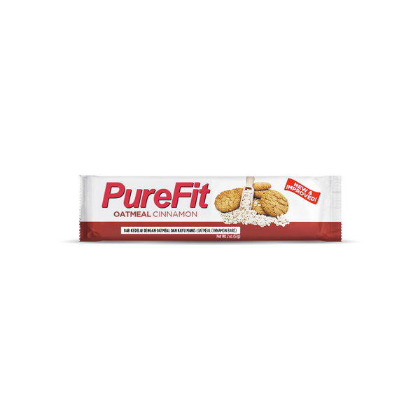 PureFit Oatmeal Cinnamon - High Protein Bar