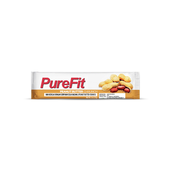 PureFit Peanut Butter Crunch / High Protein Bar