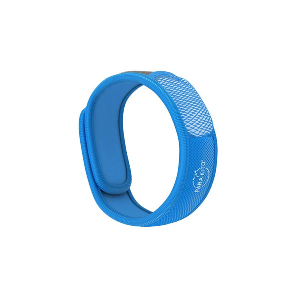 Parakito Natural Mosquito Repellent Wristband - Blue