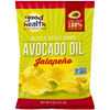 Good Health Kettle Style Potato Chips Jalapeno 142g / 100% Avocado Oil