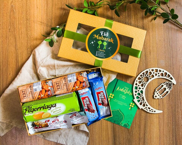 Hampers/Parcel Idul Fitri 2021- Wellness Pantry - Happy Idul Fitri I