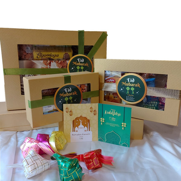 Hampers/Parcel Idul Fitri 2021- Wellness Pantry - All Package