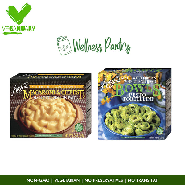 Daily Cooking Pack Macaroni Tortellini