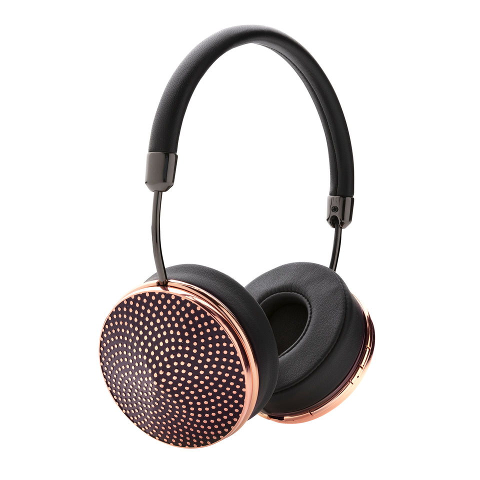 TAYLOR GUNMETAL BLACK FIBONACCI BUNDLE - WIRELESS