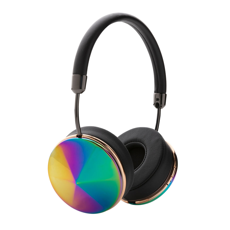 TAYLOR GUNMETAL -OILSLICK - BUNDLE - WIRELESS