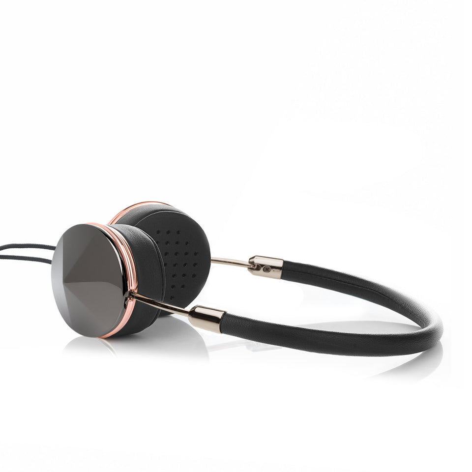 Layla Gunmetal - Wired-Wired Headphone-weareFRENDS-