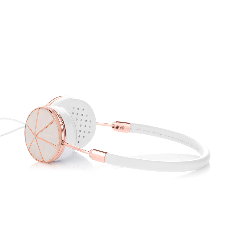 Layla Mother of Pearl - Wired-Wired Headphone-weareFRENDS-