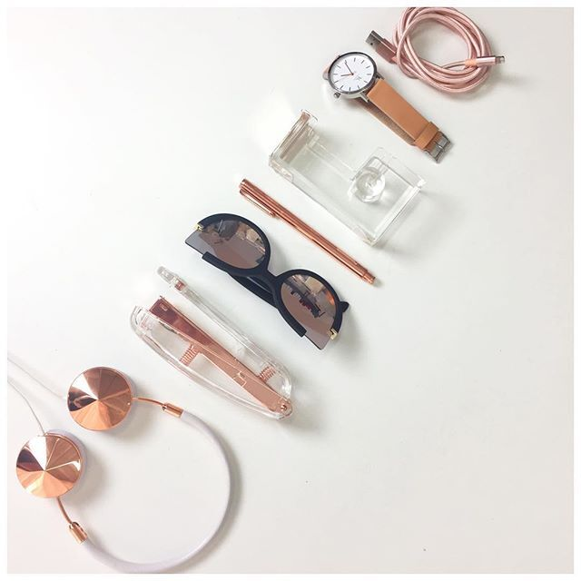 LAYLA ROSE GOLD 3-in-1 DOUBLE BUNDLE - WIRED