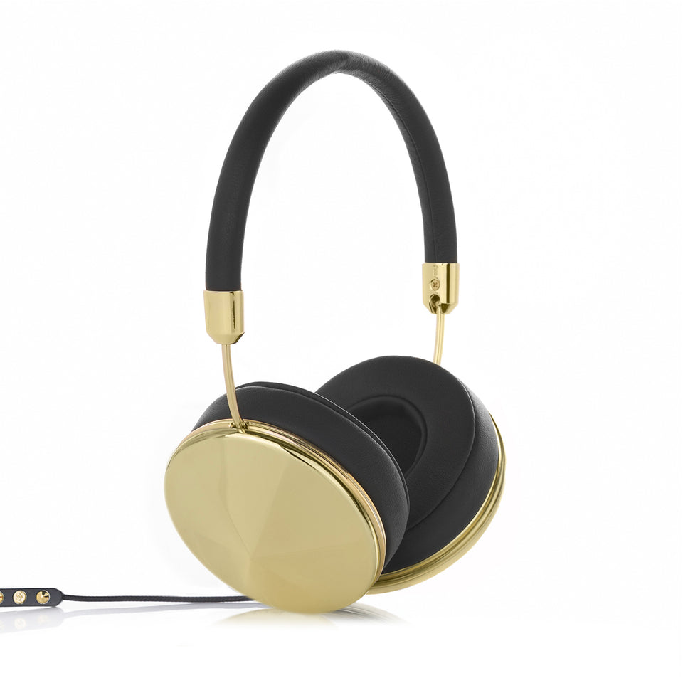 Taylor Black & Gold - Wired-Wired Headphone-weareFRENDS-