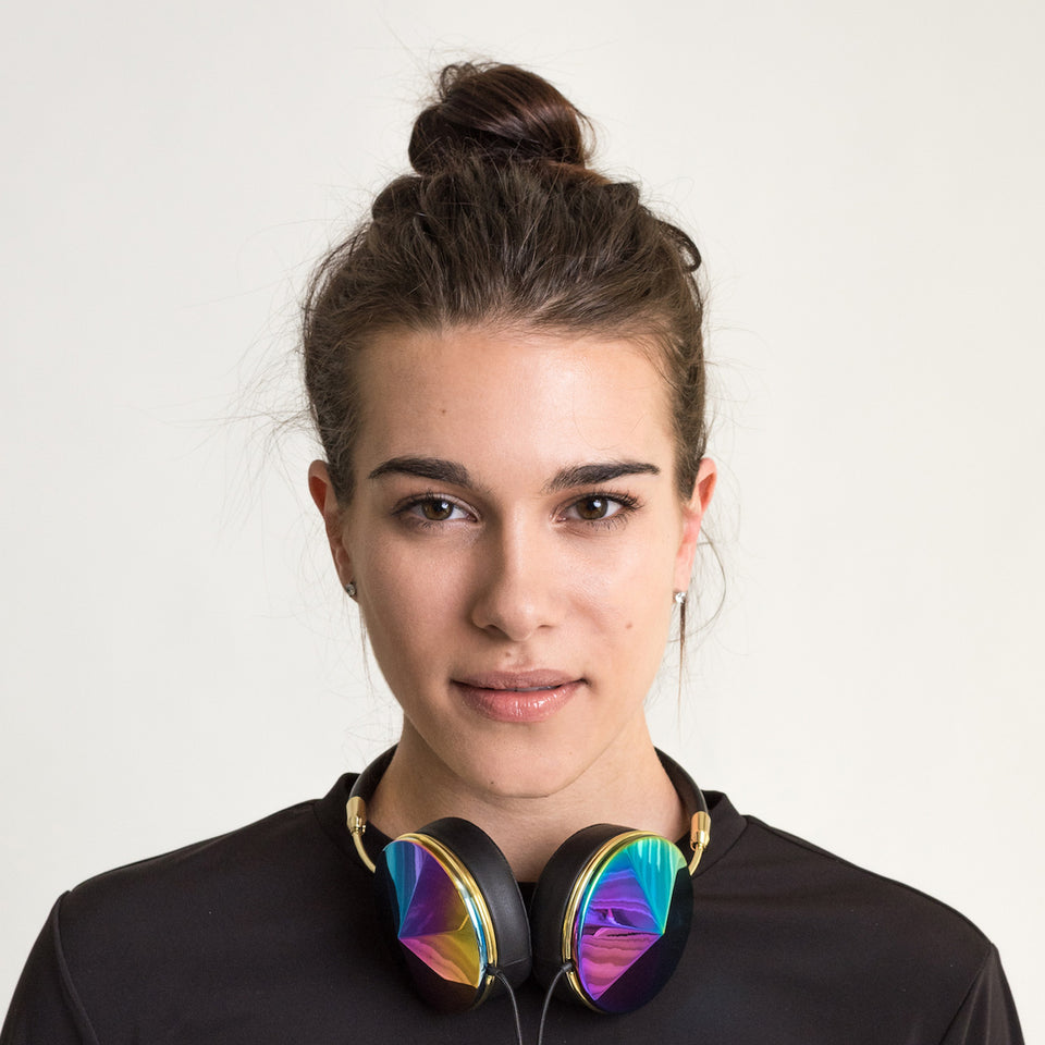 Taylor Oil Slick - Wired-Wired Headphone-weareFRENDS-