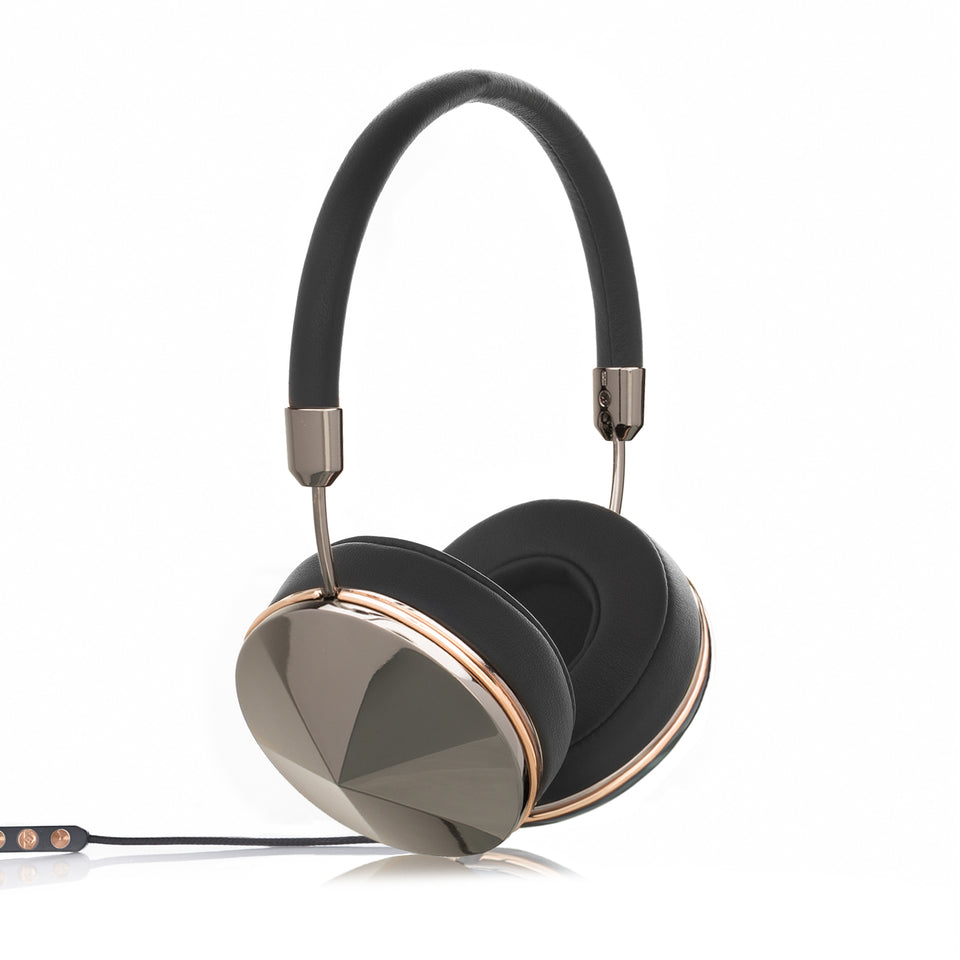 Taylor Gunmetal - Wired-Wired Headphone-weareFRENDS-
