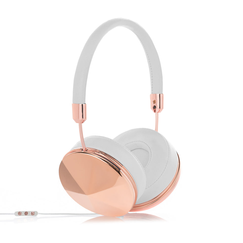 Taylor Rose Gold - Wired-Wired Headphone-weareFRENDS-