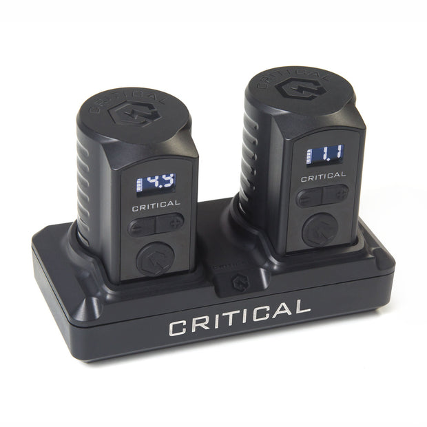 Critical Universal Battery Pack Bundle