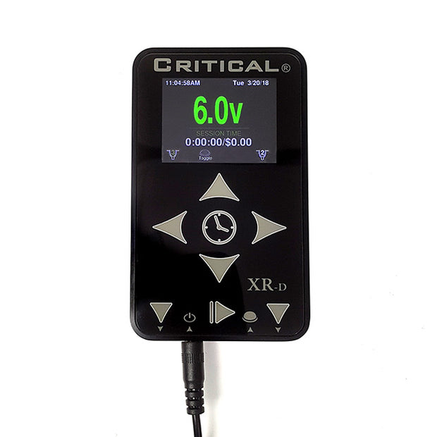 Critical Power Supply XR-D Dual Outputs