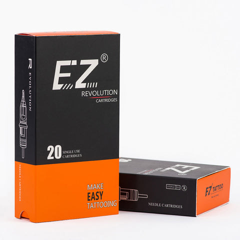 EZ Revolution - Round Shader Medium Taper