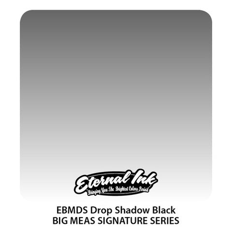 Eternal - Big Meas Drop Shadow Black
