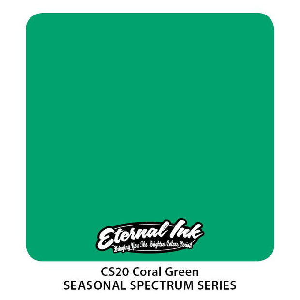 Eternal - Seasonal Spectrum Coral Green