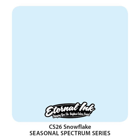 Eternal - Seasonal Spectrum Snowflake