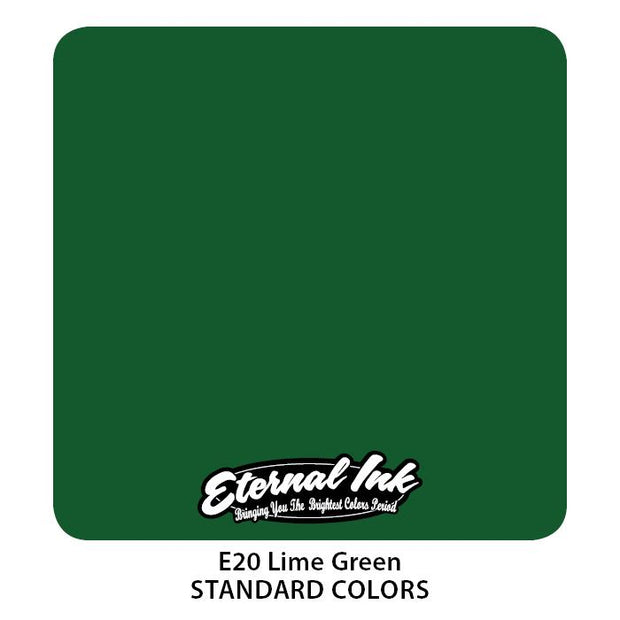 Eternal - Lime Green
