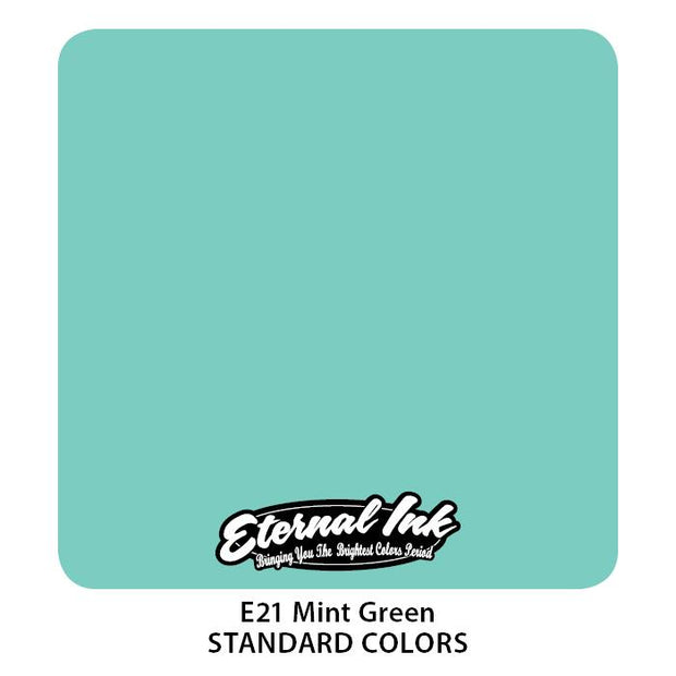 Eternal - Mint Green