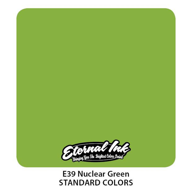 Eternal - Nuclear Green