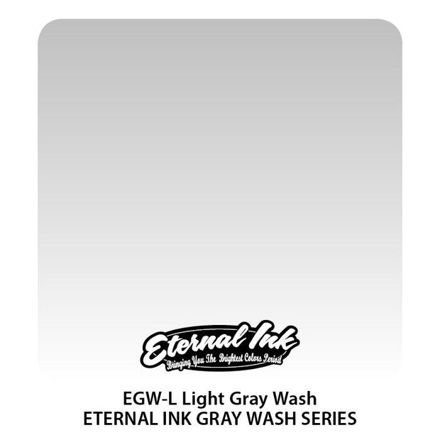 Eternal - Light Gray Wash
