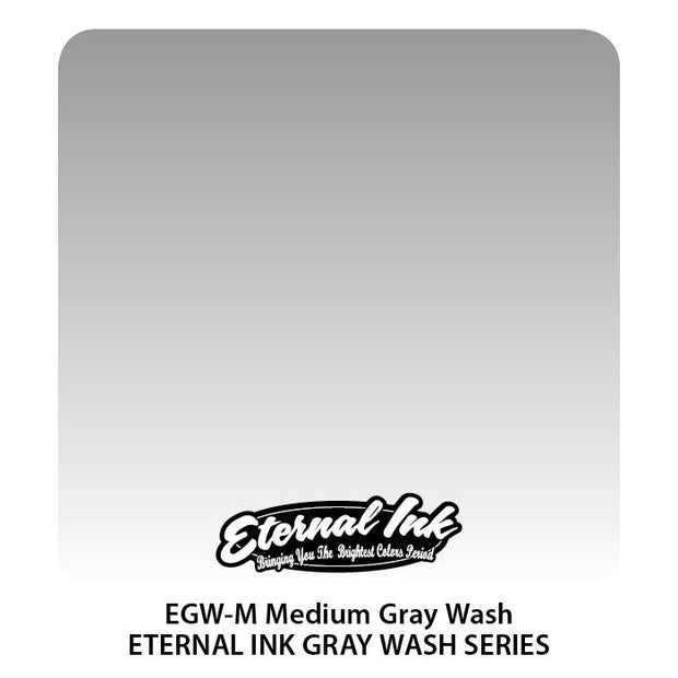 Eternal - Medium Gray Wash