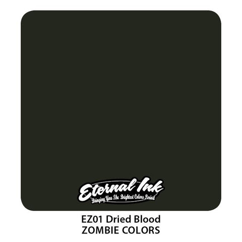 Eternal - Zombie Colours Dried Blood