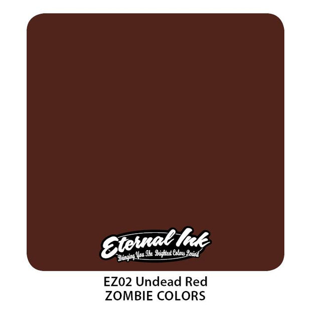 Eternal - Zombie Colours Undead Red