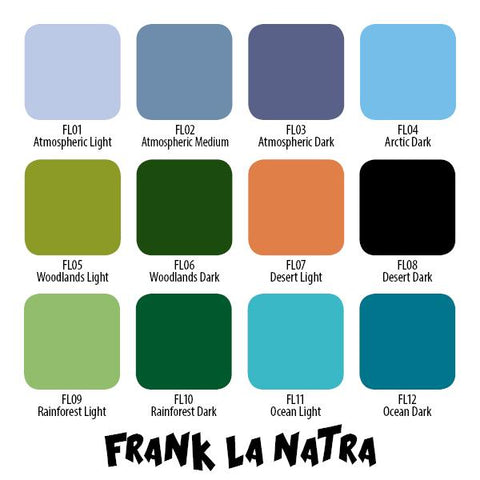 Eternal - Frank La Natra Signature Series Set